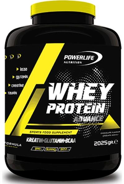 Powerlife Nutrition Whey Protein Tozu 2025 gr Komplex Protein 2 Aromalı