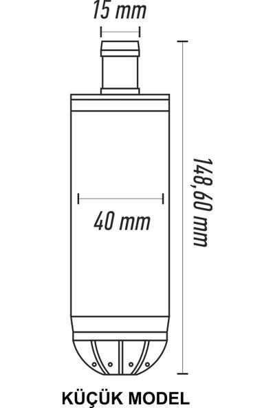 Midapo Mini Dalgıç Pompa 24 V