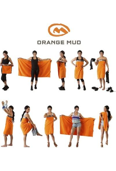 Orange Mud Spor Havlusu