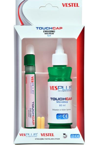 Vestel Vesplus Touchcap Etkileşimli Tahta KalemiYeşil Set