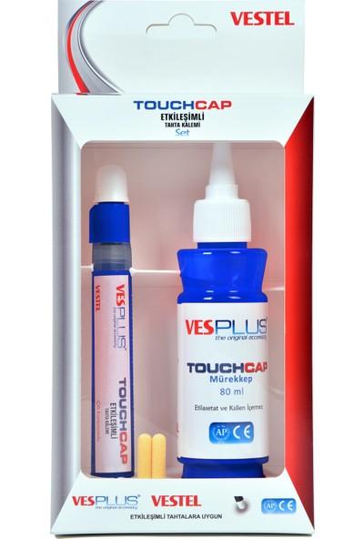Vestel Vesplus Touchcap Etkileşimli Tahta KalemiMavi Set