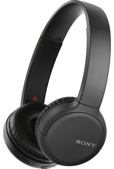 Sony WH-CH510 Bluetooth Kulak Üstü Kulaklık - Siyah