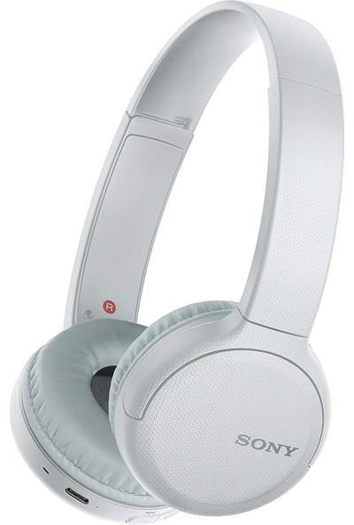 Sony WH-CH510 Bluetooh Kulak Üstü Kulaklık - Beyaz