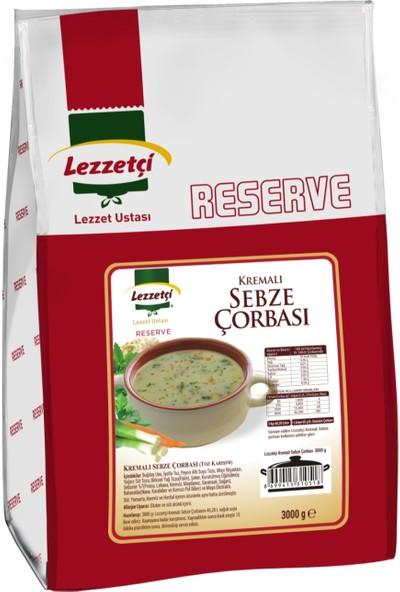 Lezzetçi Kremalı Sebze Çorbası 3 kg