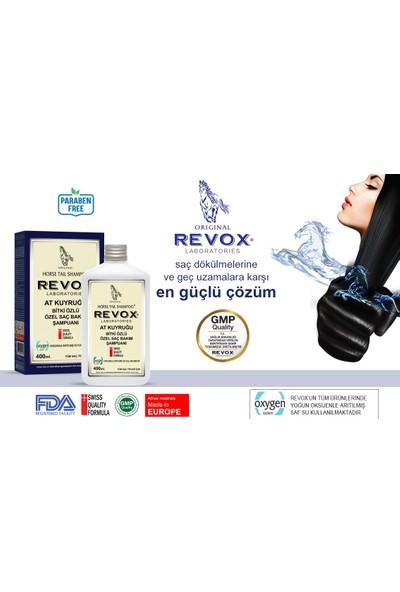 Revox At Kuyruğu Bitki Özlü Saç Bakım Şampuanı