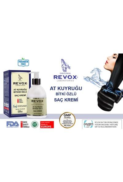 Revox At Kuyruğu Bitki Özlü Özel Saç Bakım Kremi