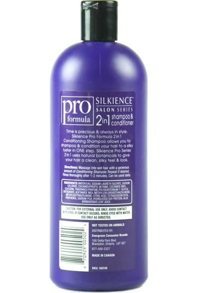 Silkience Pro Aleovera Şampuanı