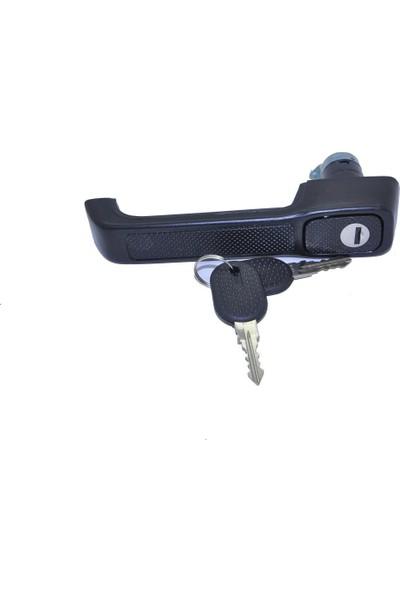 Acrolcar Marka Dış Kapı Kolu Ön Sağ Uno (Anahtarlı)