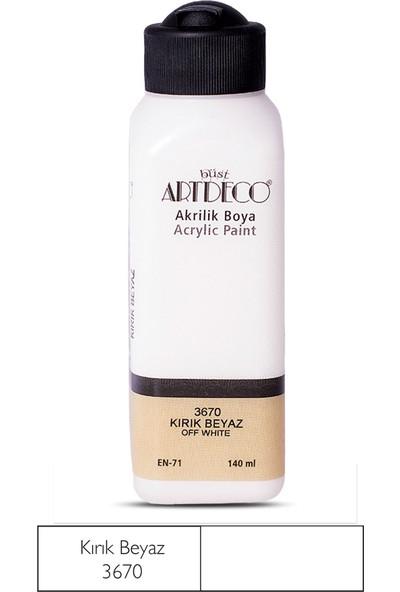 Artdeco Akrilik Boya 140 Ml Kırık Beyaz Y-070R3670