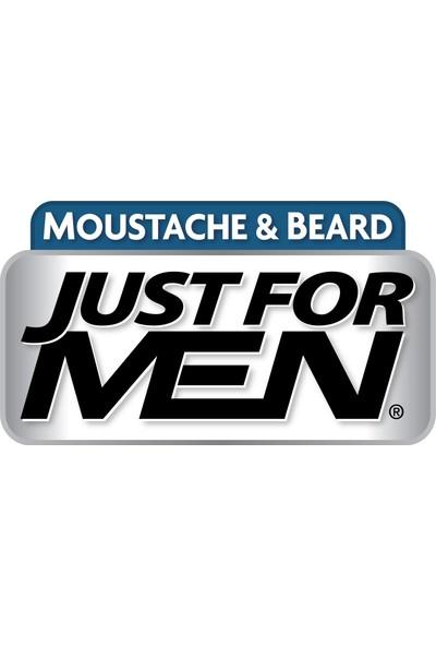 Just For Men Sakal ve Bıyık Boyası Koyu Kahverengi Siyah M-45