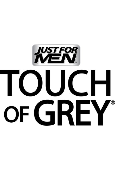 Just For Men Touch Of Grey Siyah T-55