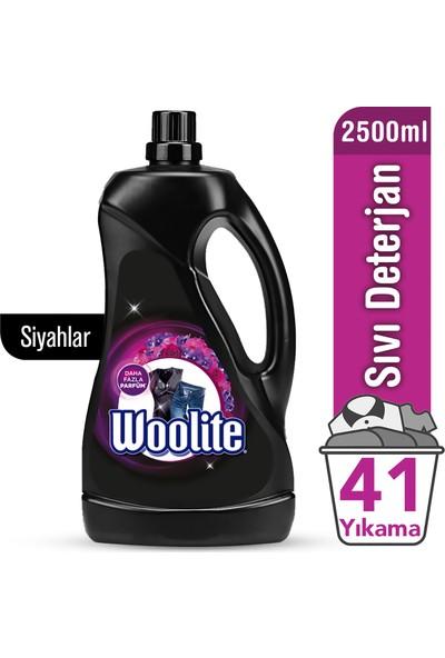 Woolite Sıvı Çamaşır Deterjanı Koyu Renkler 2500 ml