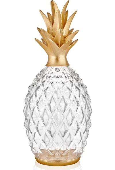 The Mia Dekor Cam Ananas - Gold