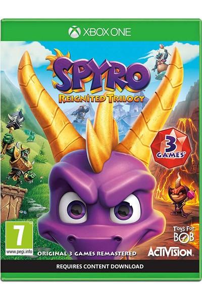 Spyro Trilogy Reignited Xbox One Oyun