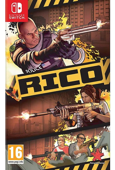 Rico Nintendo Switch Oyun