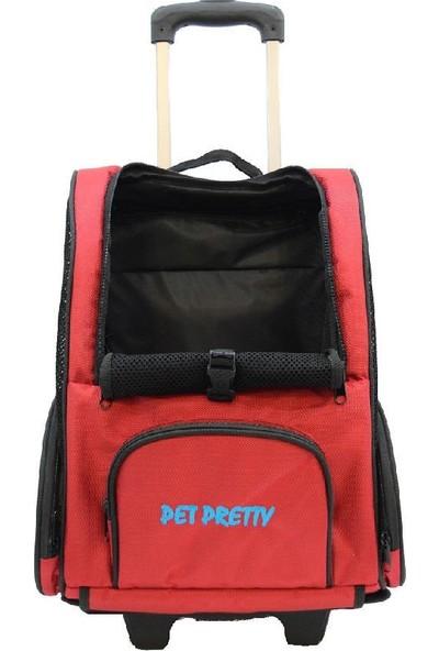 Pet Pretty Kedi & Köpek Taşıma Çantası