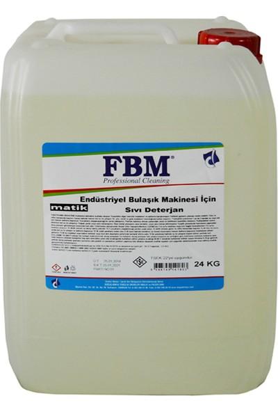 Fbm Endüstriyel Bulaşık Makinası Deterjanı Matik 24 kg
