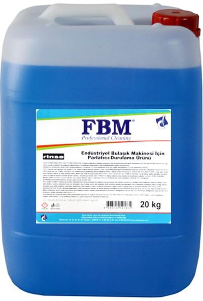 Fbm Endüstriyel Bulaşık Makinası Parlatıcısı Rinse 20 kg