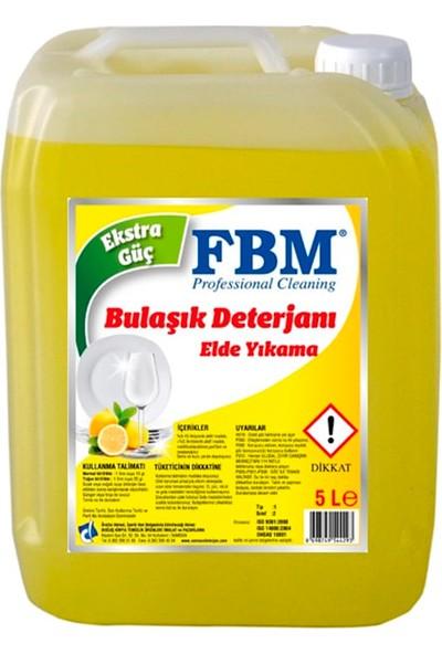 Fbm Limonlu Bulaşık Deterjanı 5 kg