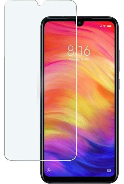 Case 4U Xiaomi Redmi Note 8 Cam Ekran Koruyucu Temperli Şeffaf