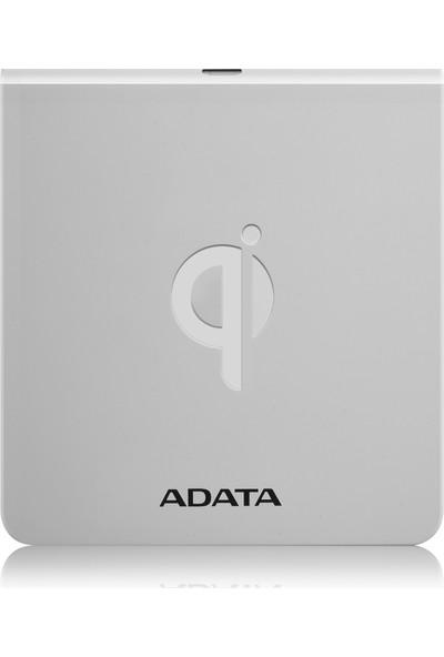 Adata ACW0050 5W Qi Sertifikalı Kablosuz Şarj Pad Beyaz