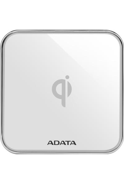 Adata ACW00100 10W Qi Sertifikalı Kablosuz Şarj Pad Beyaz