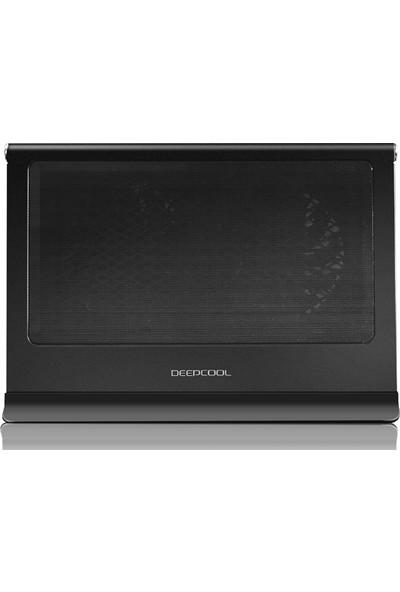 Deep Cool N65 Saf Metal Panel Siyah 2 x 140 mm Fan 1 x 3.0 USB Port Notebook Stand ve Soğutucu
