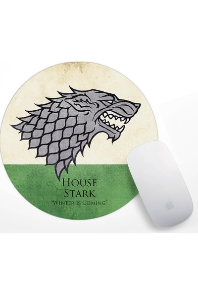 Game Of Thrones Tasarım Mouse Pad
