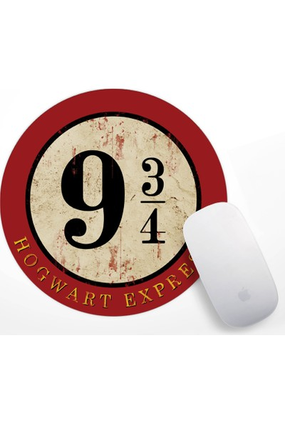 Harry Potter Hogwarts Express Tasarım Mouse Pad