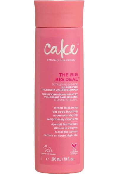 Cake Beauty The Big Deal Dolgunlaştırıcı Volüm Şampuan 295 ml