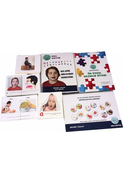 Dil ve Konuşma Terapi Seti (3. Baskı)