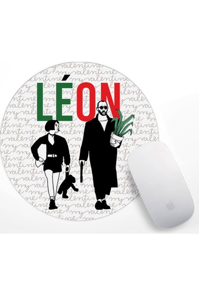 Leon Tasarım Mouse Pad