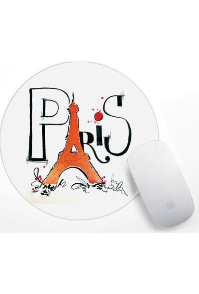 Paris Tasarım Mouse Pad