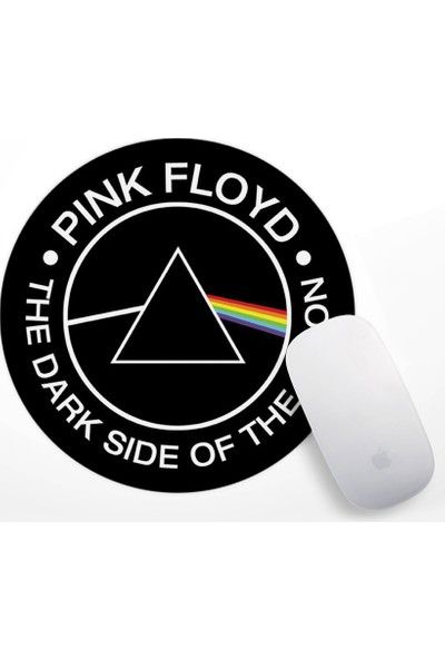 Pink Floyd The Dark Side Of The Moon Tasarım Mouse Pad