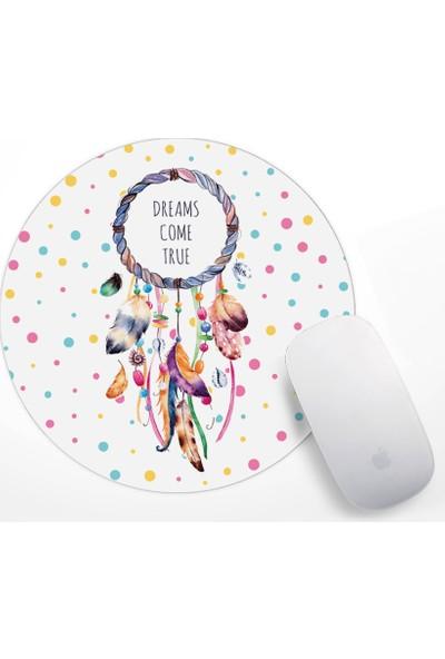 Rüya Kapanı Tasarım Mouse Pad