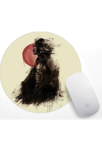 Star Wars Darth Vader Tasarım Mouse Pad