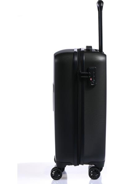 Cat Valiz Kabin Boy Ct83549 S Siyah