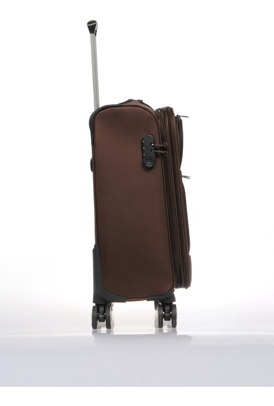 Fossil Unisex Kabin Boy Bavul Fsy1102Y S Kahverengi