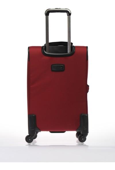 U.S. Polo Assn. Kabin Boy Bavul Plvlz9016 S Bordo