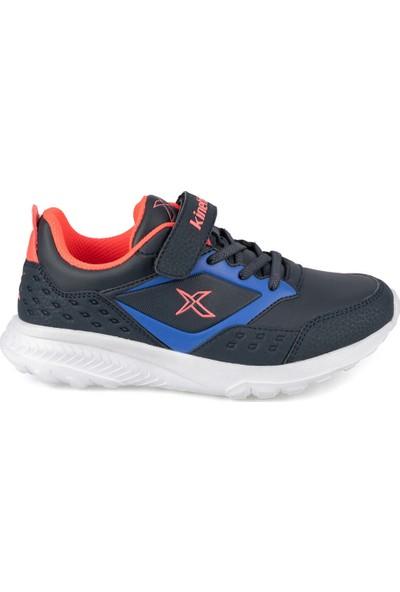 Kinetix Parlor J 9Pr Lacivert Kız Çocuk Koşu Ayakkabısı
