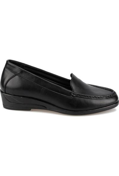 Polaris 5 Nokta 92.101022.Z Siyah Kadın Ayakkabı