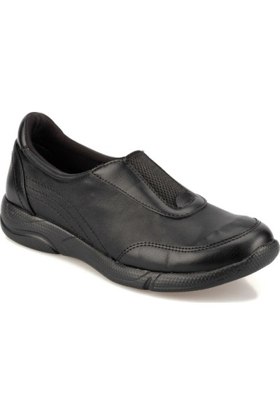 Travel Soft Trv920056Cz Siyah Kadın Sneaker Ayakkabı