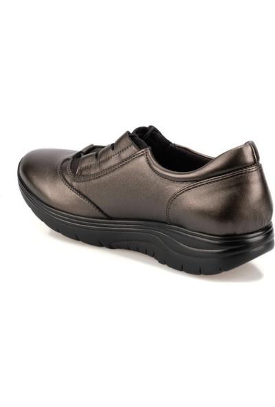 Travel Soft Trv920060 Antrasit Kadın Sneaker Ayakkabı