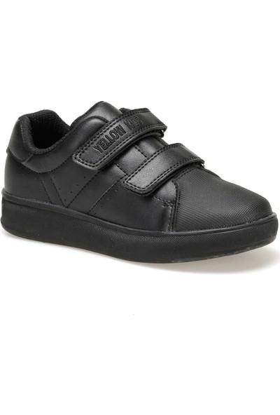 Yellow Kids Corse Siyah Erkek Çocuk Spor Ayakkabı