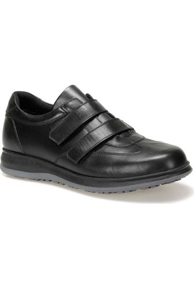 Flogart Com -502 Siyah Erkek Ayakkabı