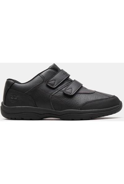 Timberland Woodman Park H&Amp;L Ox Siyah Unisex Çocuk Sneaker Ayakkabı