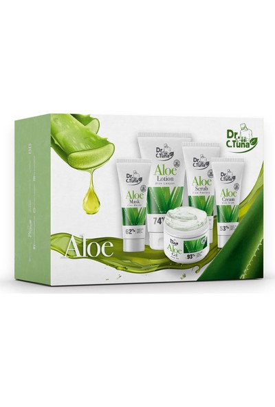 Farmasi Dr.c.tuna Aloe SET-1114144