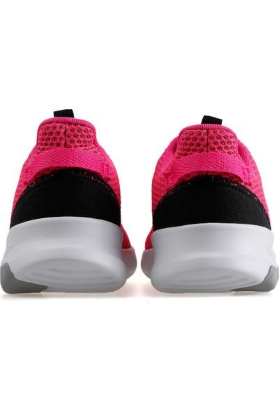 Adidas Pembe Genç Koşu Ayakkabısı F35412