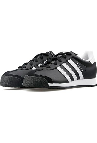 adidas Çocuk Günlük Ayakkabı Spor Siyah G21244 Samoa C