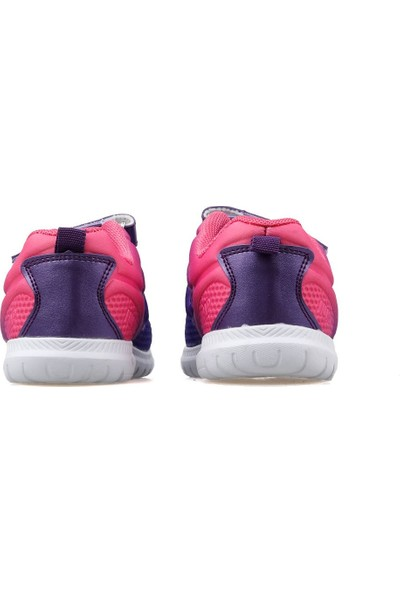 Jump Bebek Günlük Ayakkabı JA020008121GT MOR FUSYA